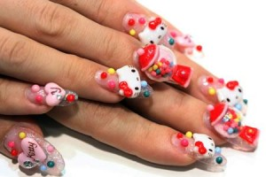 kitty-nagels