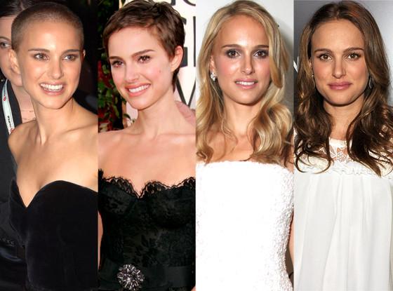Nieuwe look Natalie Portman