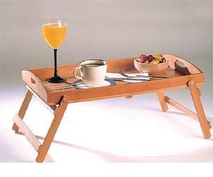 ontbijt opbed