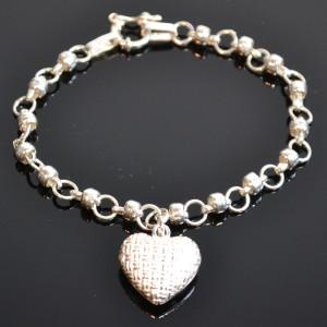 zilveren armband 13005